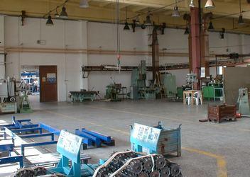 Teramex - výrobní hala
